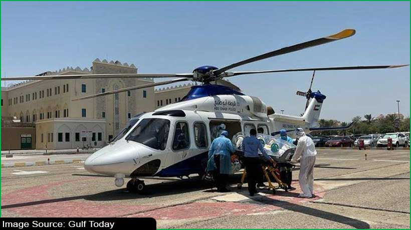 patient-in-critical-condition-airlifted-by-abu-dhabi-police
