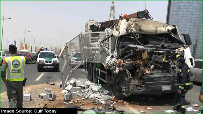 dubai-sees-5-traffic-accidents-6-injuries-in-48-hours