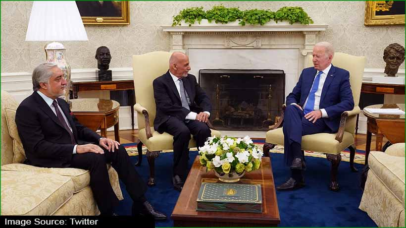 us-president-holds-'productive'-discussion-with-afghan-counterpart