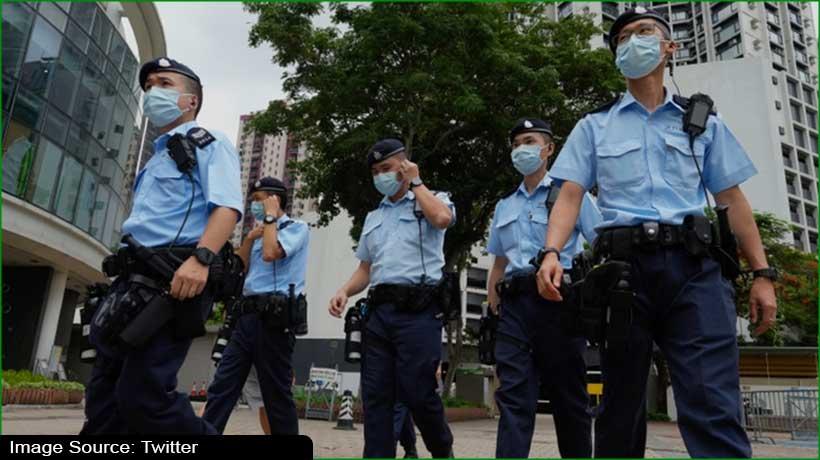 एक बार फिर हांगकांग में पत्रकार गिरफ्तार