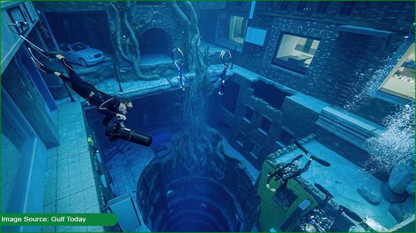 dubai-inaugurates-world's-deepest-swimming-pool