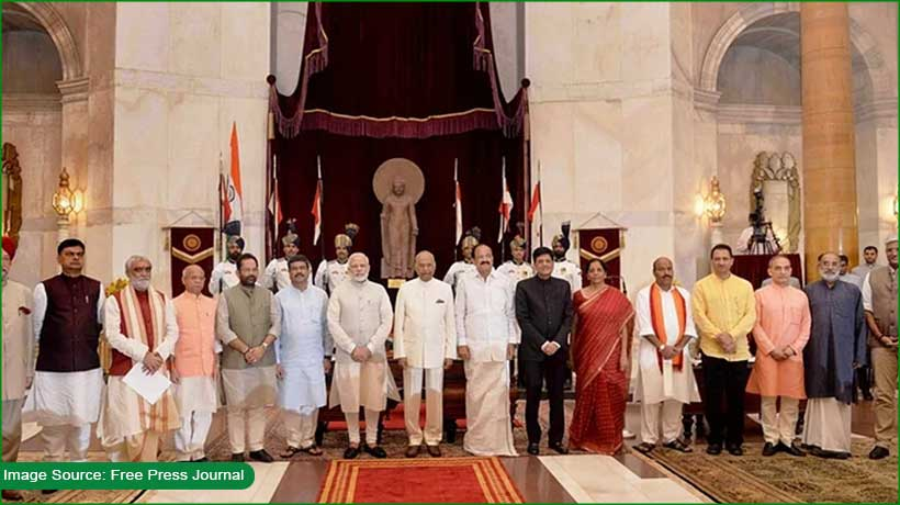 almost-half-of-india's-new-cabinet-ministers-face-criminal-charges:-report