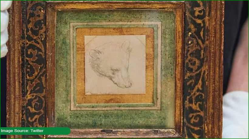 leonardo-da-vinci-drawing-'head-of-a-bear'-sold-for-a-record-price