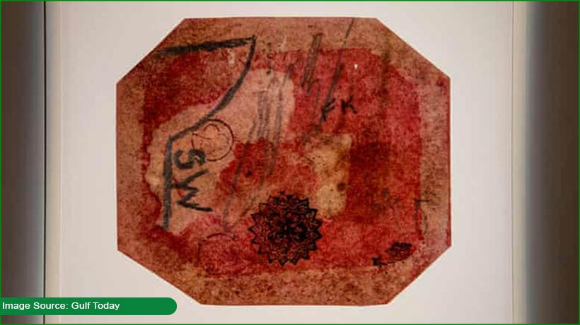 a-rare-143-year-old-british-stamp-sold-for-usd8.3-million