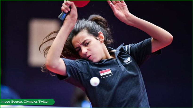 syrian-table-tennis-player-becomes-youngest-participant-at-tokyo-olympics