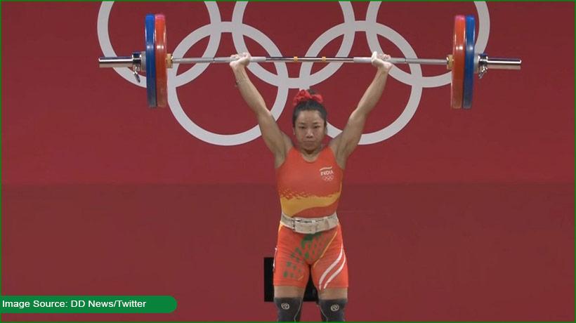 tokyo-olympics-2020:-weightlifter-mirabai-chanu-grabs-silver-for-india