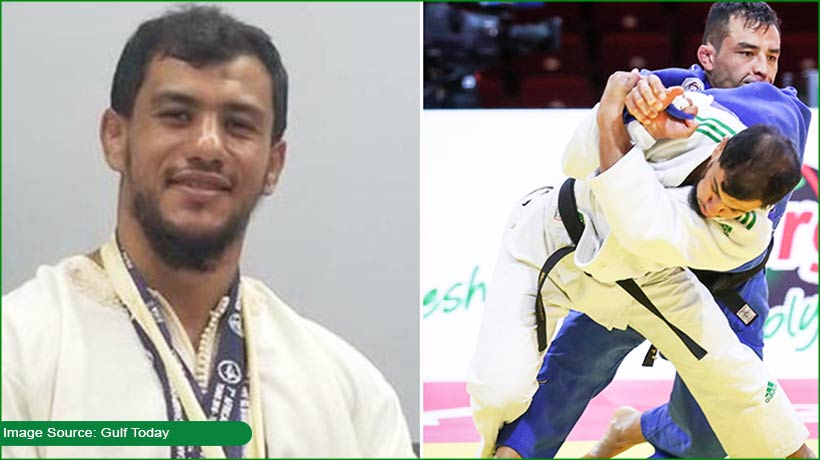 algerian-judoka-refuses-matchup-with-israel-pulls-out-of-tokyo-olympics