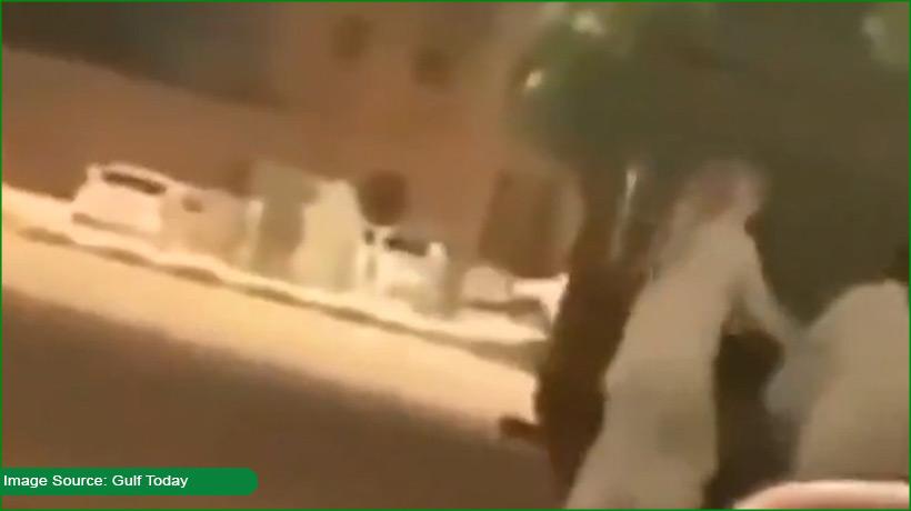 saudi-arabia-man-beats-woman-in-public-place-arrest-warrant-issued