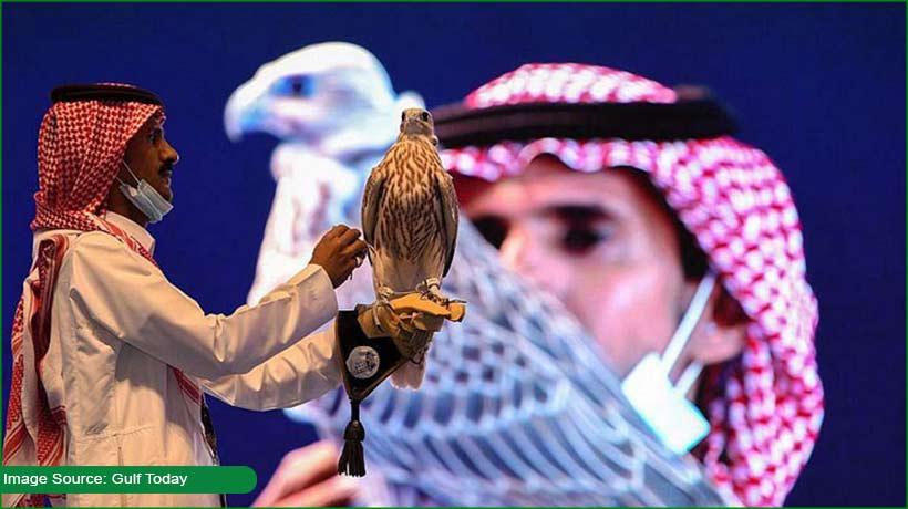 most-expensive-falcon-'raghwan'-sold-in-saudi-arabia