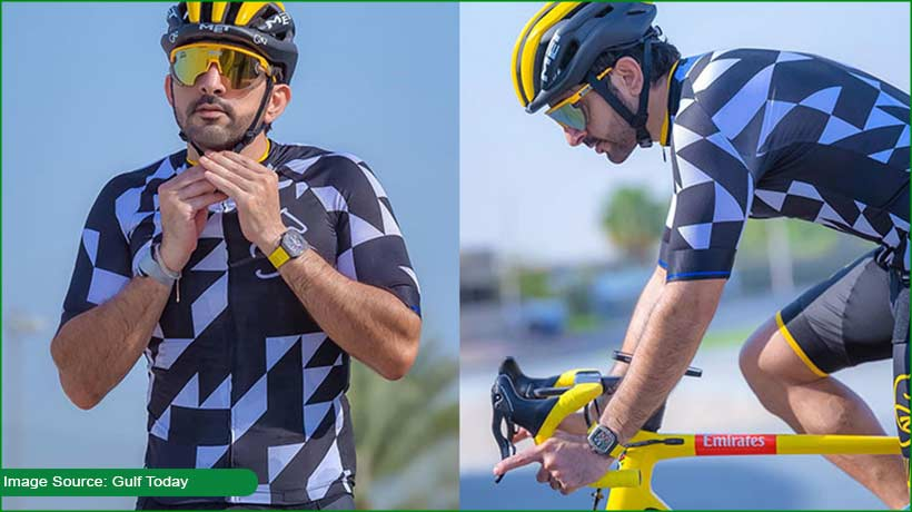 dubai-crown-prince-take-his-bike-out-encourgaes-youth-to-practise