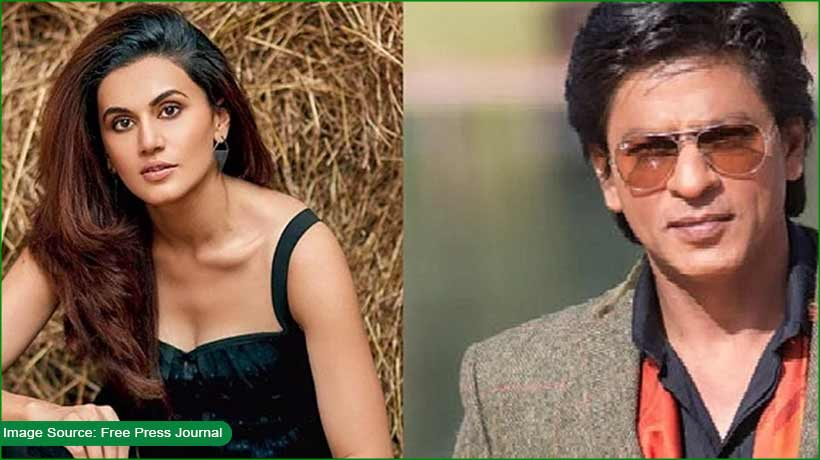 taapsee-pannu-set-star-opposite-shah-rukh-khan