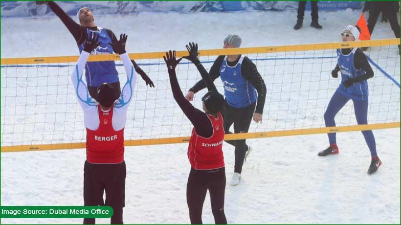 dubai-to-host-region's-1st-ever-snow-volleyball-tournament