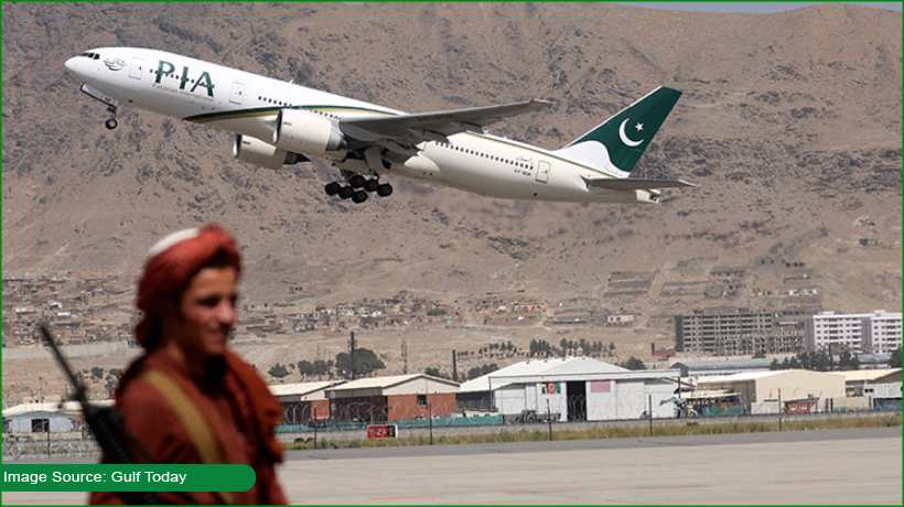 First Pakistani commercial passenger flight lands in Kabul