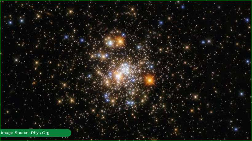 Hubble telescope discovers sparkling clusters in constellation Sagittarius