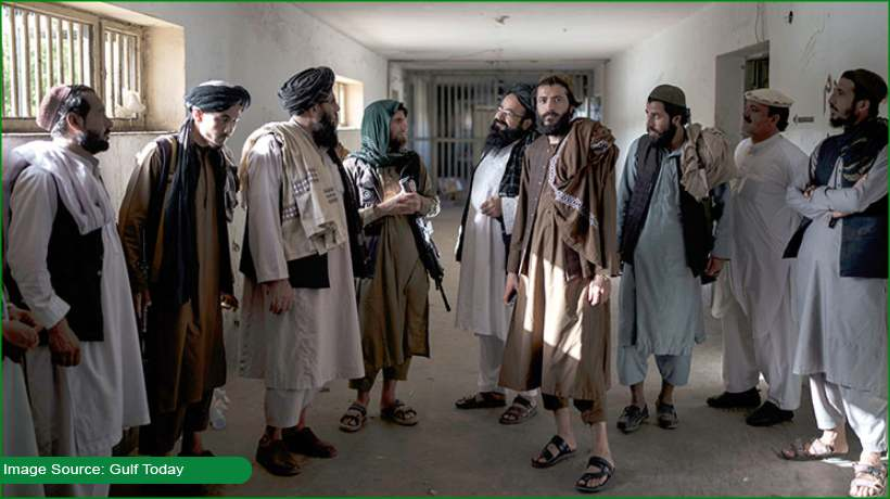 Once inmates, Talibans now ruling Kabul prison