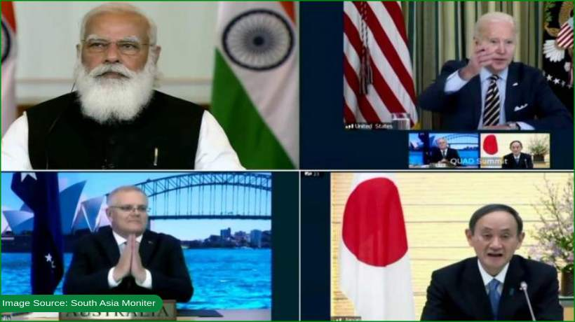 India PM Modi to attend 1st in-person summit of quad countries in US
