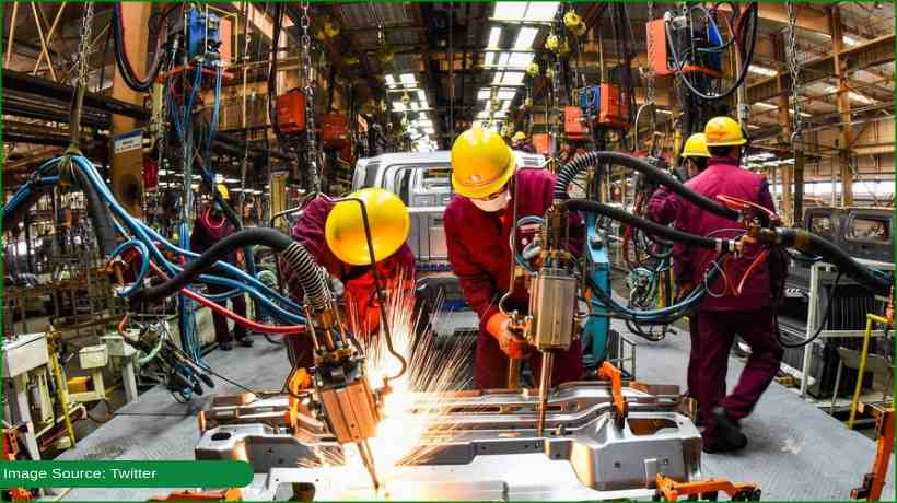 china's-manufacturing-output-ranks-1st-for-11th-consecutive-year