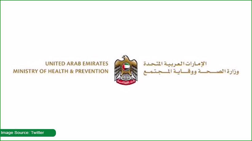 UAE reports 608 new COVID-19 cases
