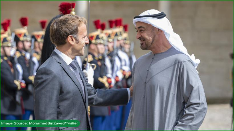 auh-crown-prince-and-french-president-discuss-bilateral-relations-in-paris