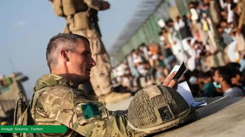 UK MoD shares over 250 Afghan interpreters' details, issues apology