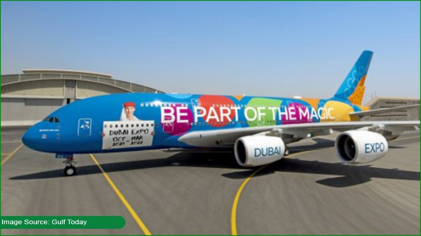 emirates-unveils-first-ever-full-aircraft-expo-2020-livery