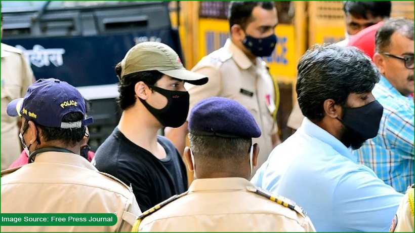 india:-ncb-arrests-shah-rukh-khan's-son-aryan-khan-and-7-others