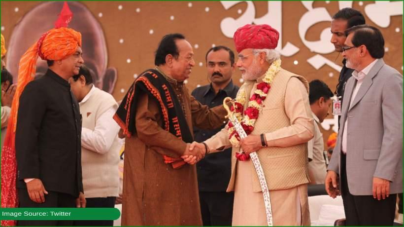 pm-modi-mourns-on-deaths-of-arvind-trivedi-and-ghanashyam-nayak