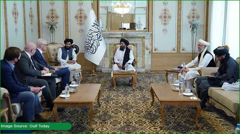 taliban-meet-with-uk-and-iran-delegations-to-break-isolation