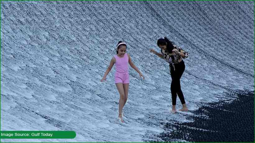 dubai:-expo-2020-waterfall-fascinates-visitors