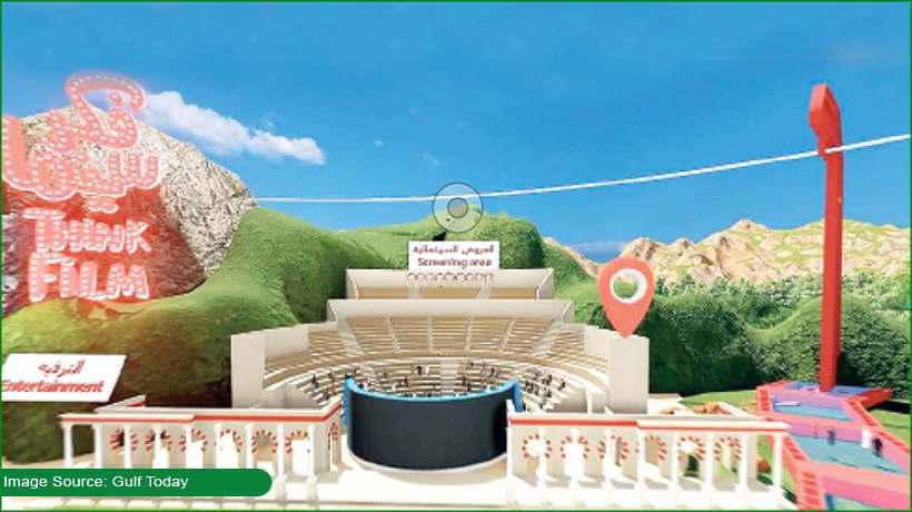 Sharjah International Film Festival unveils 1st ever virtual 3D platform
