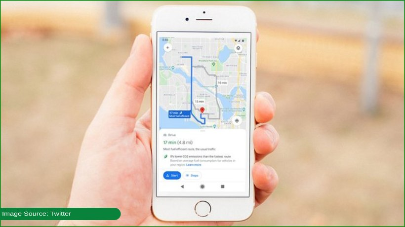google-maps-launches-eco-friendly-routing-in-the-united-states