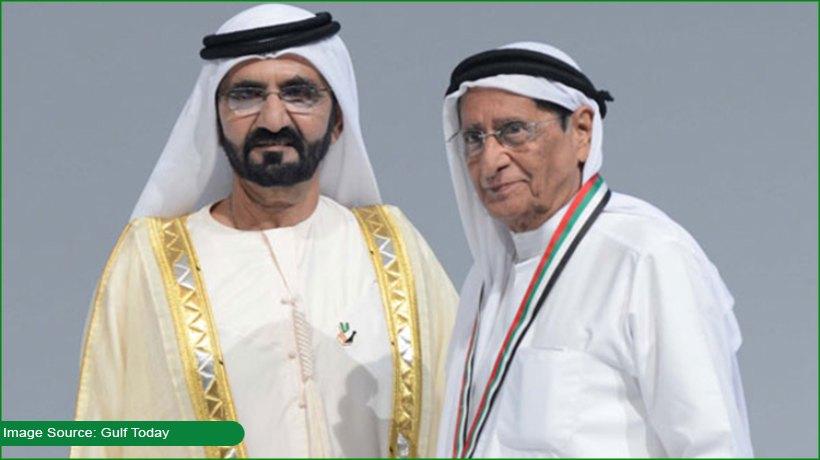 UAE's first Emirati doctor passes away