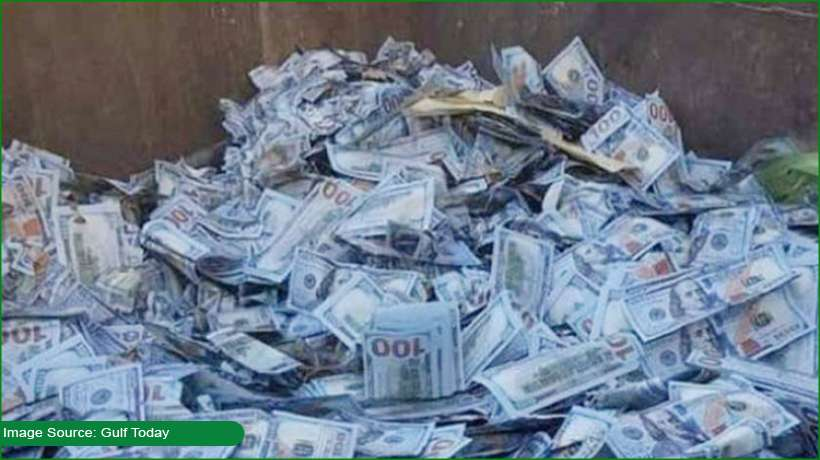 'Thousands of dollars' found dumped in Lebanon
