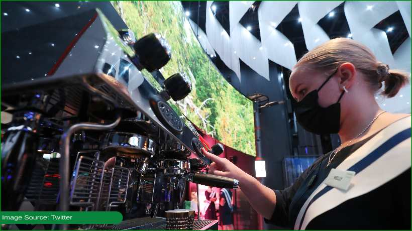 expo-2020:-finland-pavilion-serves-coffee-with-a-twist