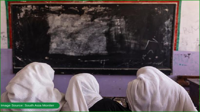 Taliban remains non-committal on women rights & girls' education
