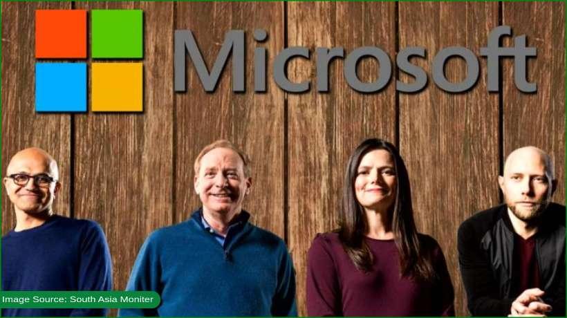 Satya Nadella & Microsoft leadership honoured with THIS award
