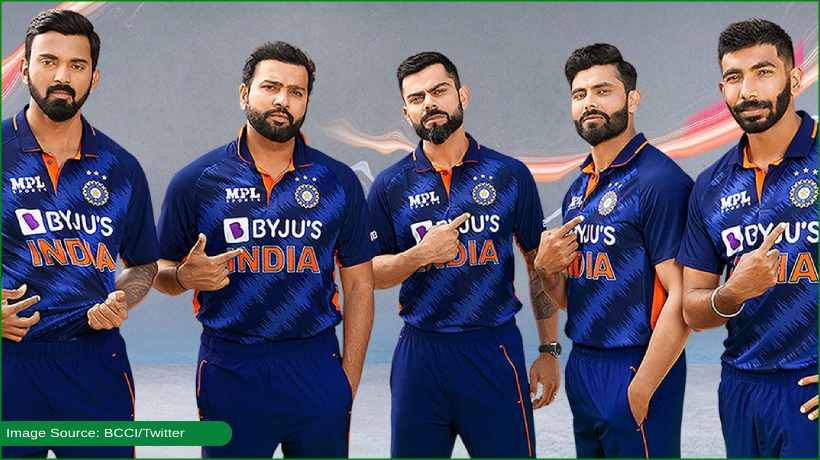 bcci-unveils-team-india's-new-jersey-ahead-of-t20-world-cup